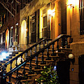 New York City Brownstones  Hell's Kitchen Chelsea Ny by Toby McGuire