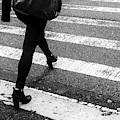 New York City Crossings In Style by John Rizzuto