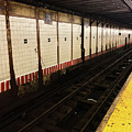 New York City Subway Line by Shane Kelly