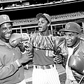 New York Mets Dwight Gooden Laughs Off by New York Daily News Archive
