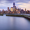 New York Skyline by Jacqui Boonstra