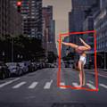 New York Stree  by Roman Gomez