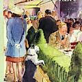 New Yorker August 17th 1946 by Garrett Price