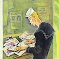 New Yorker February 14th 1942 by Julian De Miskey
