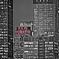 New Yorker Hotel Nyc II by Susan Candelario