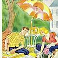New Yorker July 12th 1947 by Julian De Miskey
