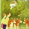 New Yorker July 10th 1943 by William Cotton