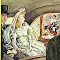 New Yorker June 20th 1942 by Constantin Alajalov
