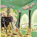 New Yorker November 13th 1943 by Julian de Miskey
