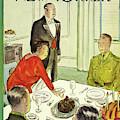 New Yorker November 27th 1943 by Helene E Hokinson
