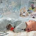 Newborn Baby Memoir by Jacqui Boonstra