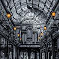 Newcastle Central Arcade by David Pringle