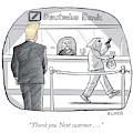 Next Customer by Peter Kuper