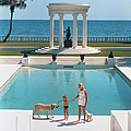 Nice Pool by Slim Aarons