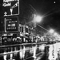 Night Scene by Hulton Archive