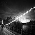Night Walk by John Meader