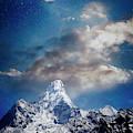 Nightfall Himalaya by Scott Kemper