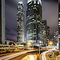 Nights Of Hong Kong by Didier Marti