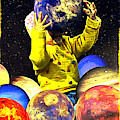 Play With Planets by Bliss Of Art