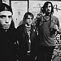 Nirvana Backstage by Paul Bergen