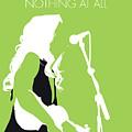 No276 My Alison Krauss Minimal Music Poster by Chungkong Art