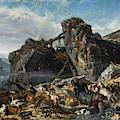 Noah's Ark by Filippo Palizzi