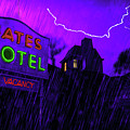 Norman Bates - Bates Motel  by Doc Braham