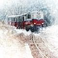 Northern European Train by ArtMarketJapan