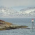 Norwegian Coast Around Bodo by Martyn Arnold