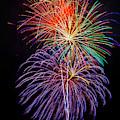 Nostalgic Fireworks by Garry Gay