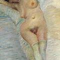 Nude Detail By Van Gogh by Vincent Van Gogh