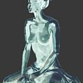Nude Model Gesture Xlviii by Irina Sztukowski