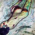 Woman Sleeper Nude by Brant Hippard