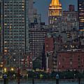 Ny Life Building by Susan Candelario