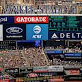 Ny Yankee Stadium by Susan Candelario
