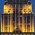 Nyc Empire State Building Esb Broadcasting  by Susan Candelario