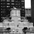 Nyc In Black And White Xiii by Tina Baxter