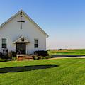 Oaks Community Church by Edward Peterson