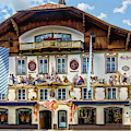Oberammergau Guest House by Anthony Dezenzio
