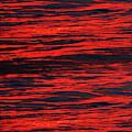 Ocean Abstract by Tony Cordoza