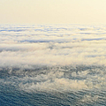 Ocean Clouds Horizon - Simplicity by Glenn McCarthy Art and Photography