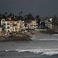 Oceanside California Beach Front by Tom Janca