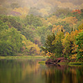 October Reflections II by Jeff Phillippi