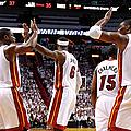 Oklahoma City Thunder V Miami Heat - by Mike Ehrmann