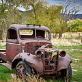 Old Abandoned Chevy Truck by Paul Freidlund