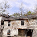 Old Abandoned House In Fluvanna County Virginia by Ola Allen