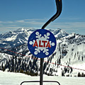 Old Alta Lift Chair by Adam Jewell