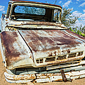 Old And Abandoned Car 5 In Solitaire, Namibia by Lyl Dil Creations