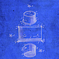 Old Ant Trap Vintage Patent Blueprint by Design Turnpike