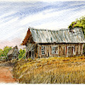 Old Homestead by Barry Jones